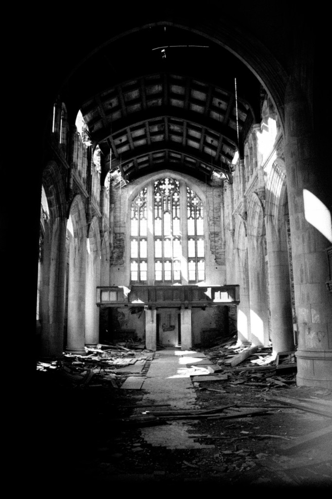 Leigh Spong - City Methodist Church - Gary, IN - September 2013