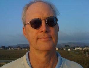 Author James Hanna.