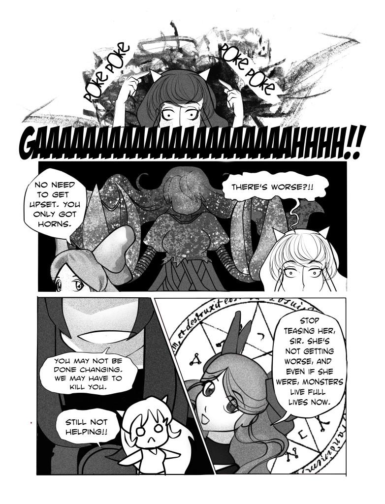 Strange Fish Issue 5 Page 5b