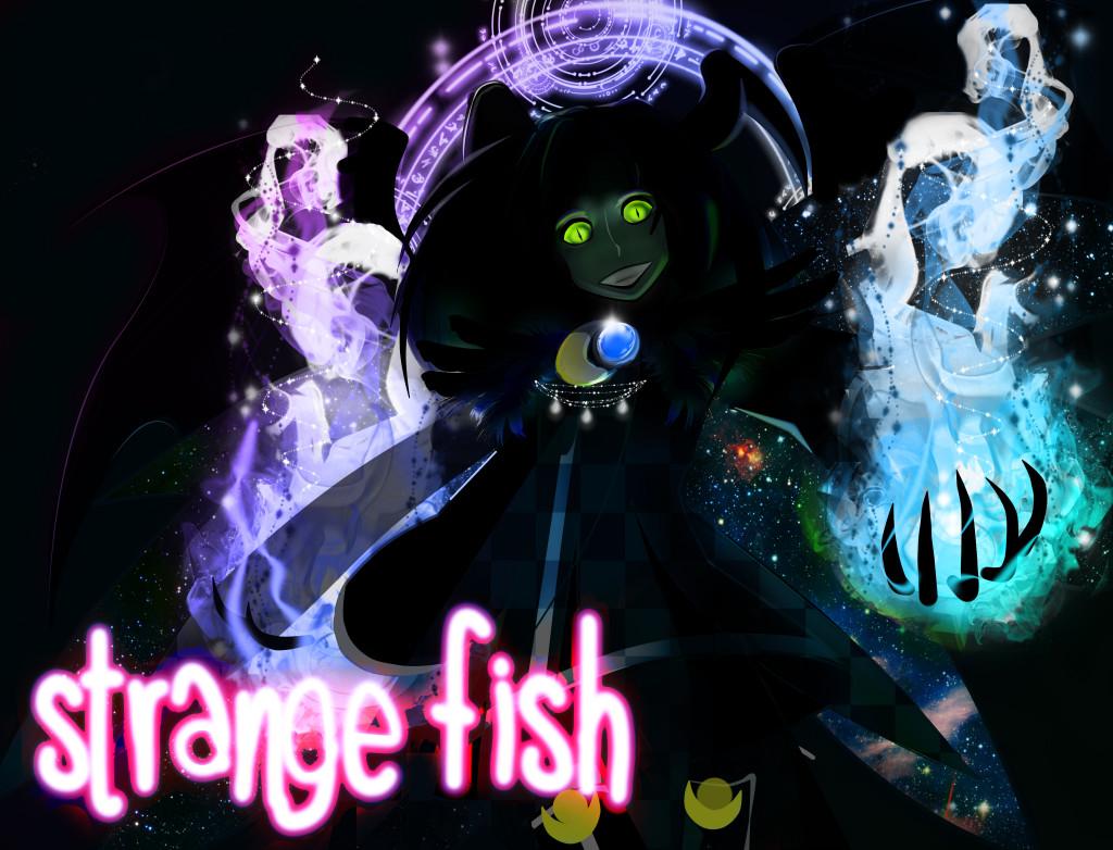 Strange Fish Full Color