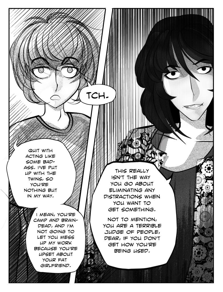 Strange Fish Issue 9 Page 2