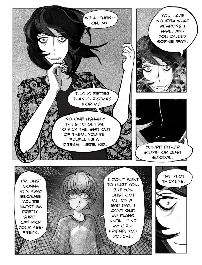 Strange Fish Issue 9 Page 3