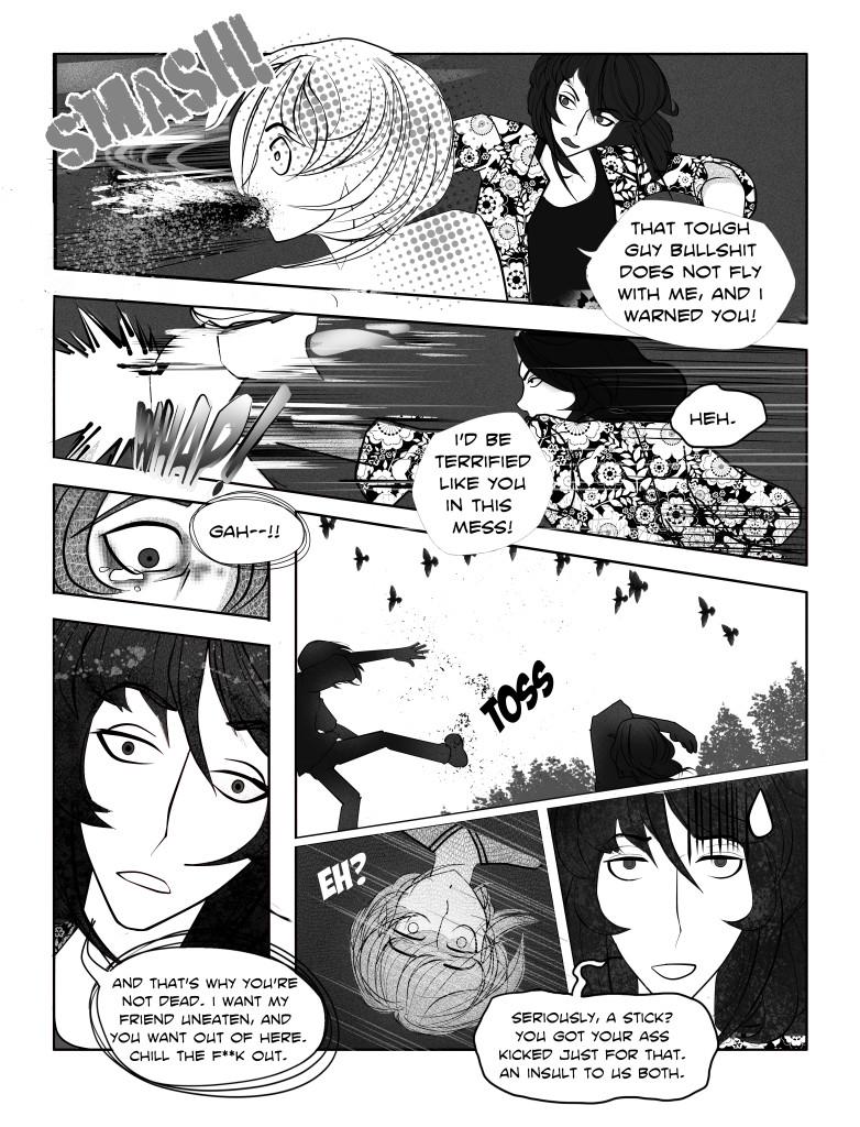 Strange Fish Issue 9 Page 6