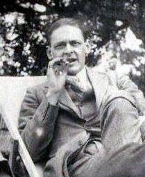 T.S Eliot c. 1923