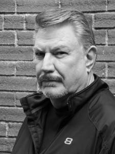 Artist and writer W. Jack Savage.