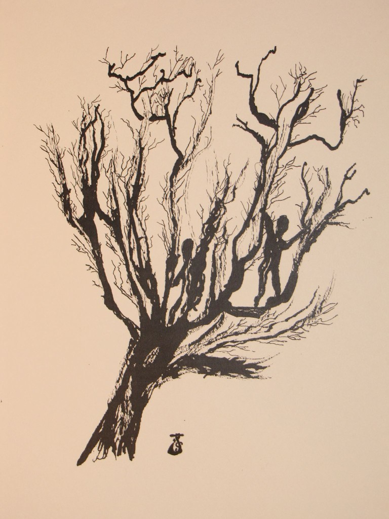 Men in Tree — W. Jack Savage