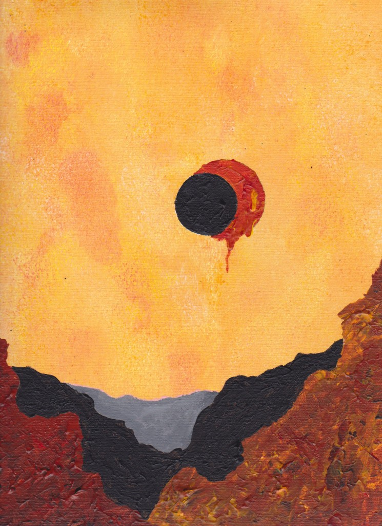 The Last Eclipse — W. Jack Savage