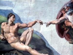 Michelangelo-creation