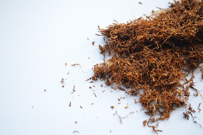 Loose leaf tobacco